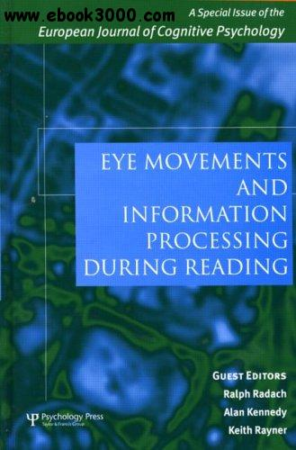 Eye Movements and Information Processing During Reading Volume 6