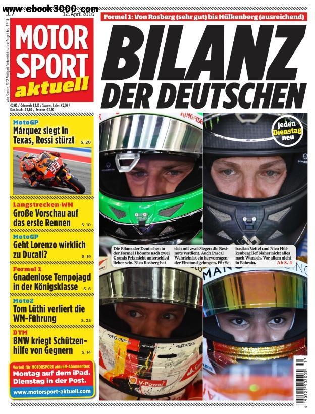 Motorsport Aktuell - 12 April 2016
