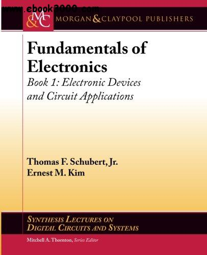 Fundamentals Of Electronics Book 1 Electronic Devices
