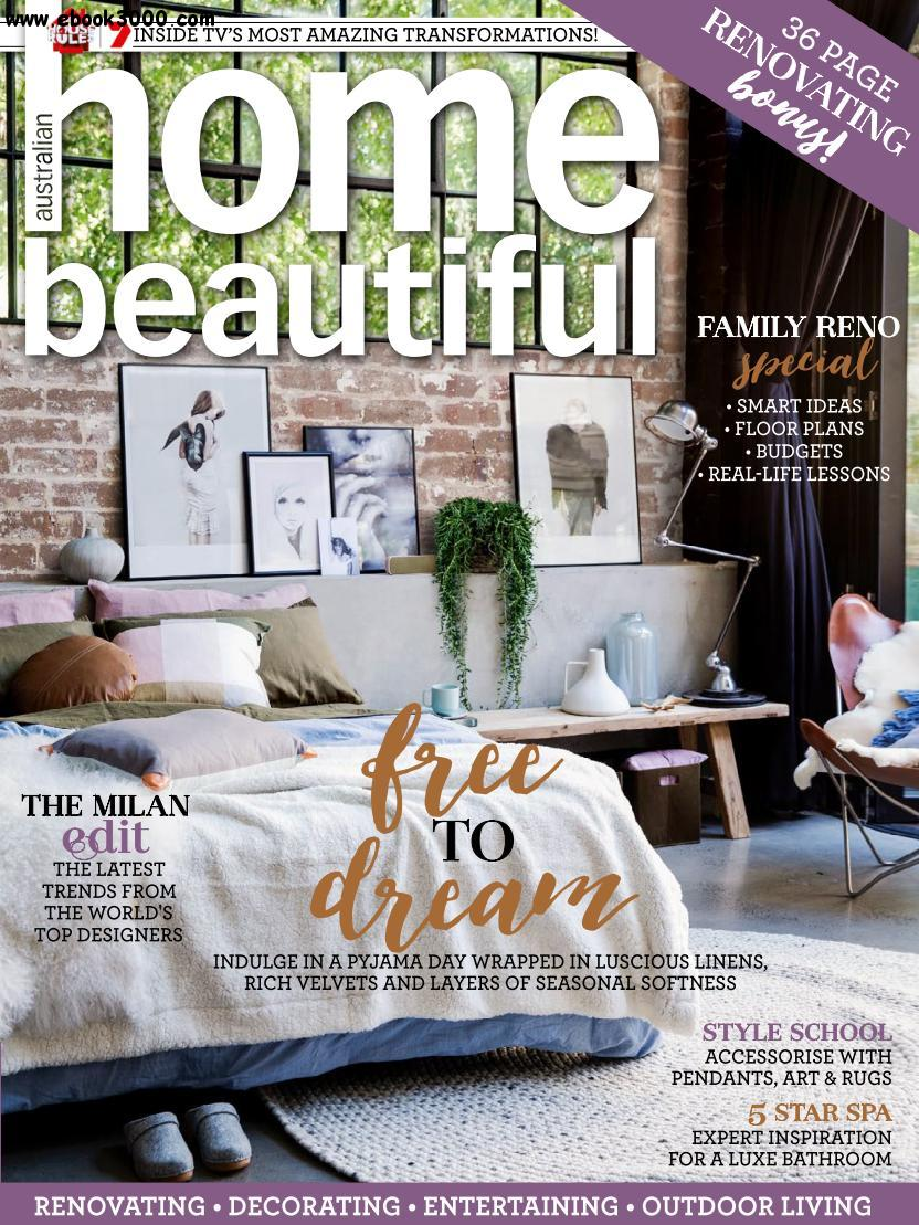 Australian home beautiful june 2016 free ebooks download for Free house magazines
