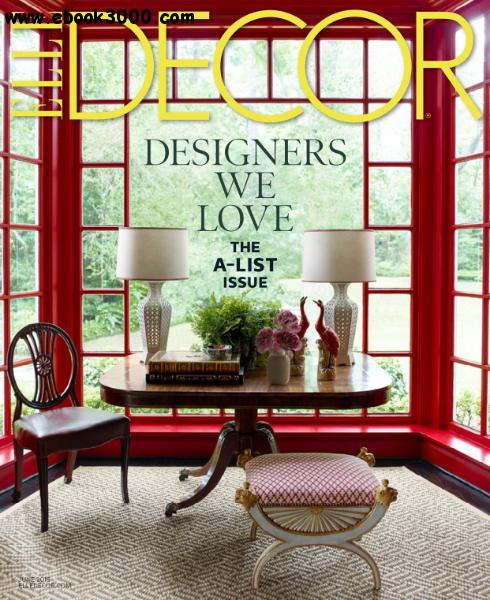 Elle decor usa june 2016 free ebooks download for Elle deco magazine