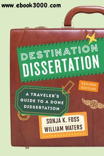 Destination dissertation ebook