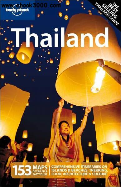 China Williams, Mark Beales - Lonely Planet Thailand, 13th