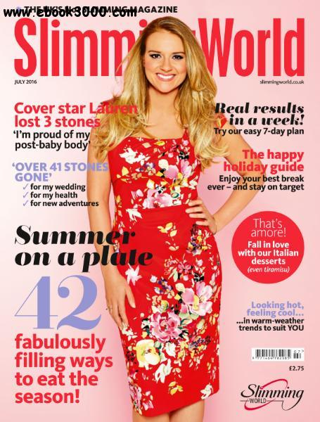 Slimming World July 2016 Free Ebooks Download