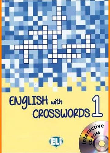 ENGLISH COURSE ? English with Crosswords ? Beginners ? Volume 1 ? BOOK with CD-ROM (2013)