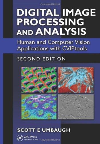 digital image processing and analysis human and computer
