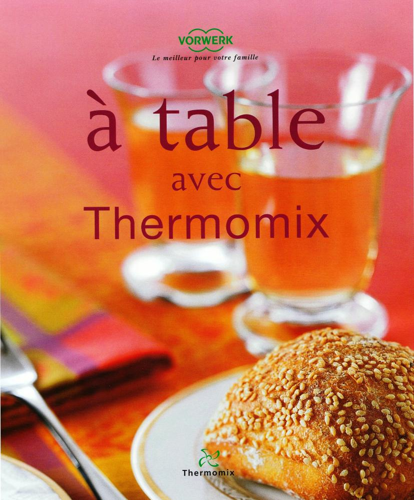 a table avec thermomix free ebooks download