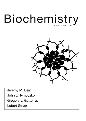 Biochemistry, 8th  Edition