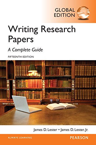 Complete research papers