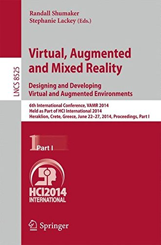 Virtual, Augmented and Mixed Reality