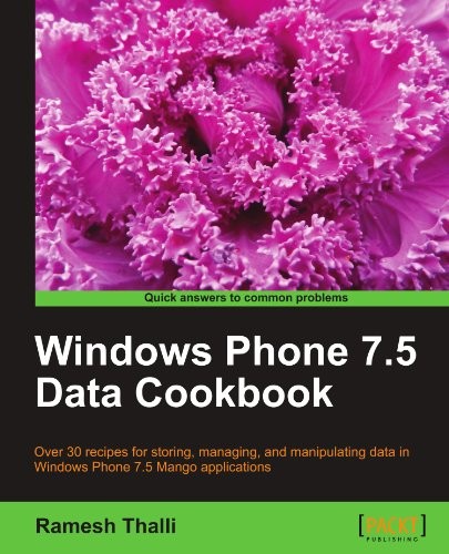 Windows Phone 7.5 Data Cookbook