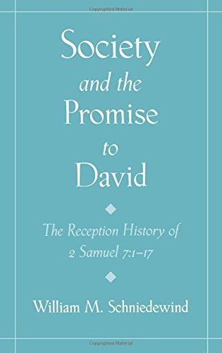 Society & the Promise to David