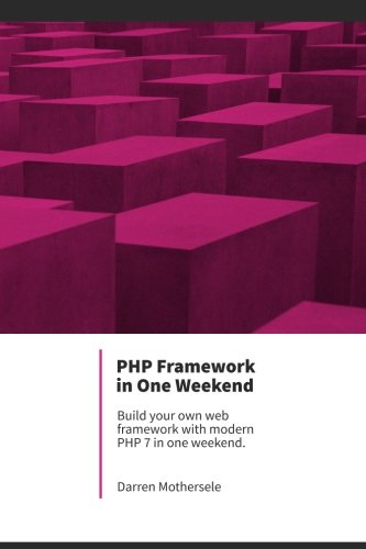 PHP Framework in One Weekend