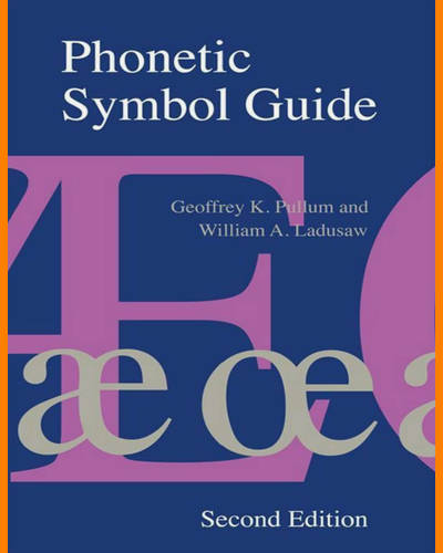 ENGLISH COURSE ? Phonetic Symbol Guide ? Second Edition (1996)