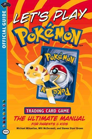 Let's Play Pokemon! (Official Pokemon Guides)
