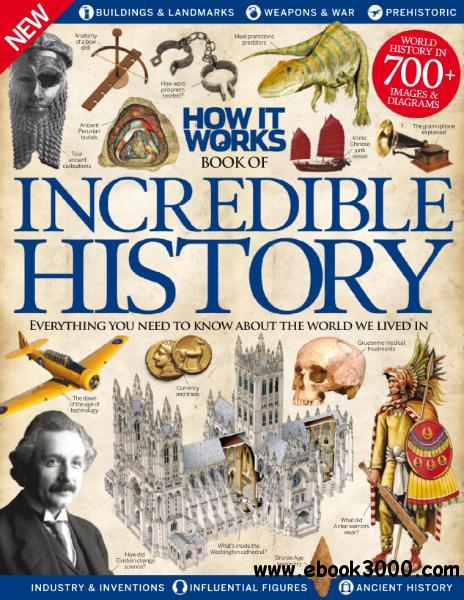 How It Works Book of Incredible History 7th Edition