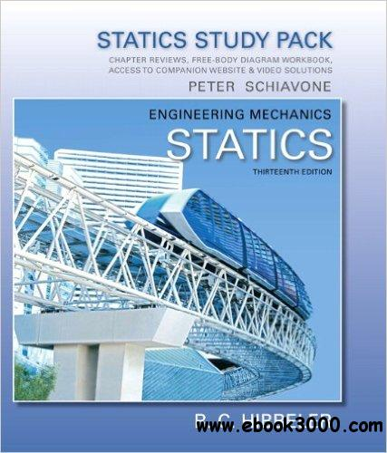 Study Pack For Engineering Mechanics  Statics  13th