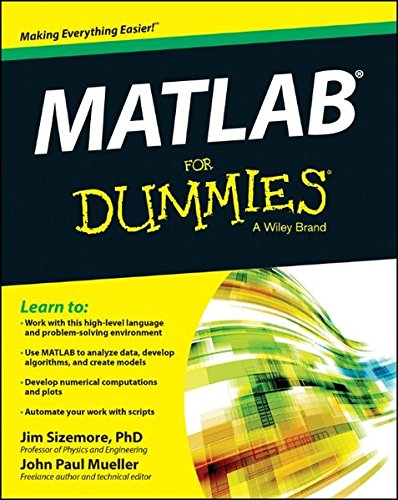 MATLAB For Dummies, 2nd Edition