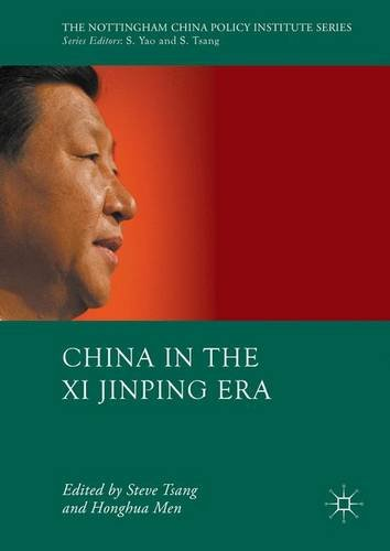China in the Xi Jinping Era