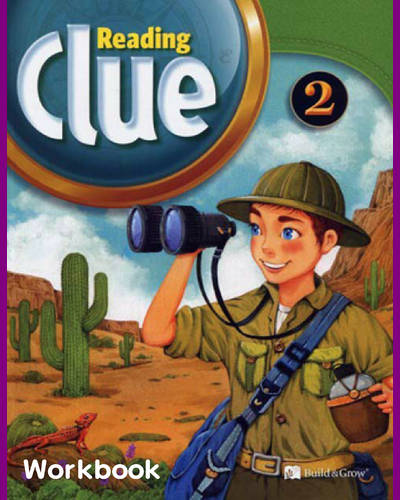 ENGLISH COURSE ? Reading Clue ? Level 2 ? Workbook and Answer Keys (2015)