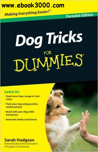 Sarah Hodgson - Dog Tricks for Dummies