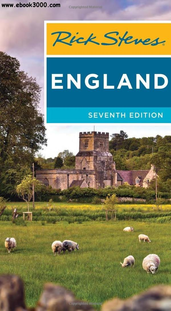 Rick Steves England, 7th  Edition