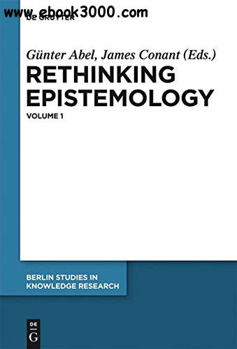 Rethinking Epistemology, Volume: 1