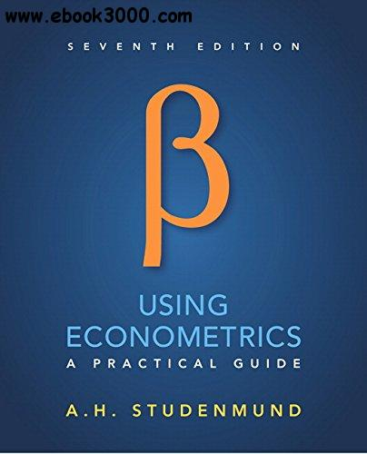 regression analysis by example 5th edition pdf download