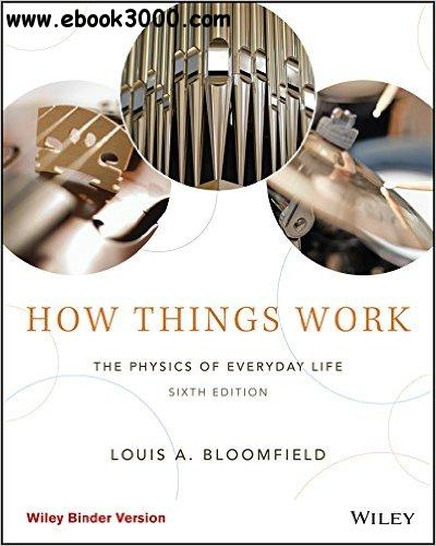 How Things Work, 6th  Edition