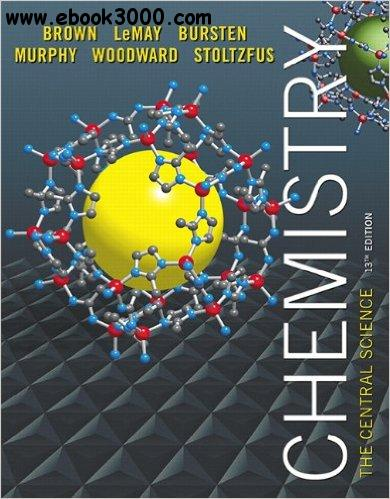 Chemistry: The Central Science, 13th Edition