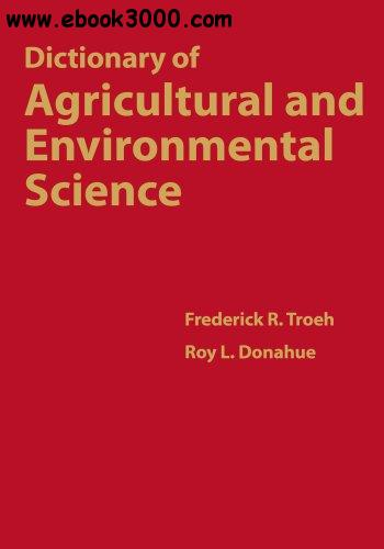 Dictionary of Agricultural and Environmental Science
