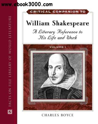 Critical Companion to William Shakespeare