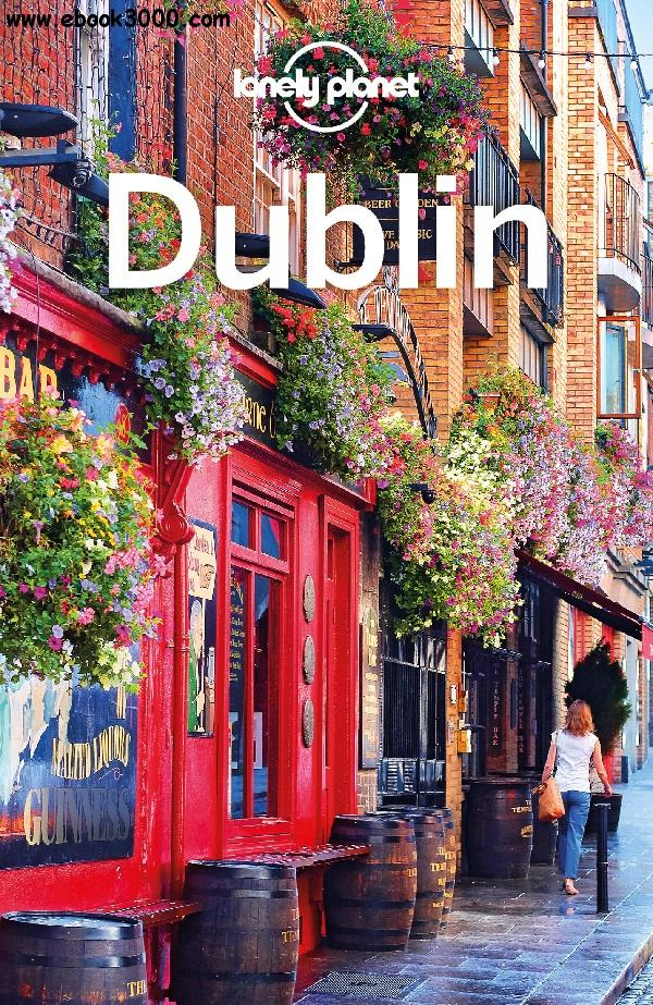 Lonely Planet Dublin, 10th  Edition