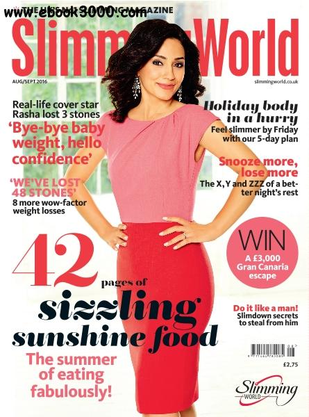 Slimming World August September 2016 Free Ebooks Download