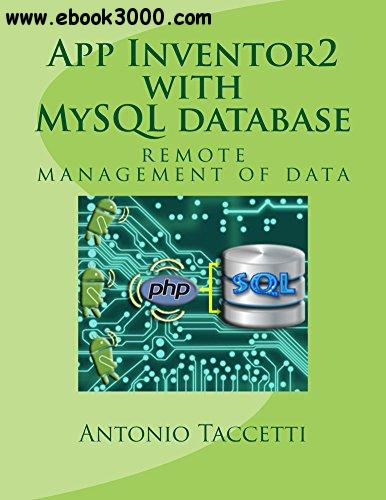 App Inventor 2 with MySQL database: remote management of data