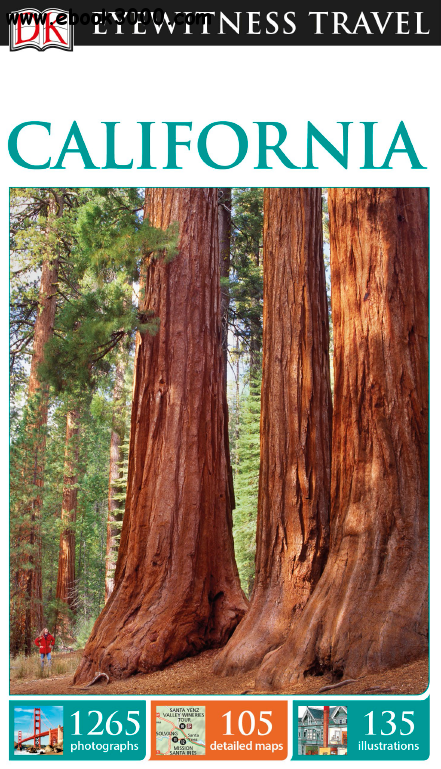 California (DK Eyewitness Travel Guide)