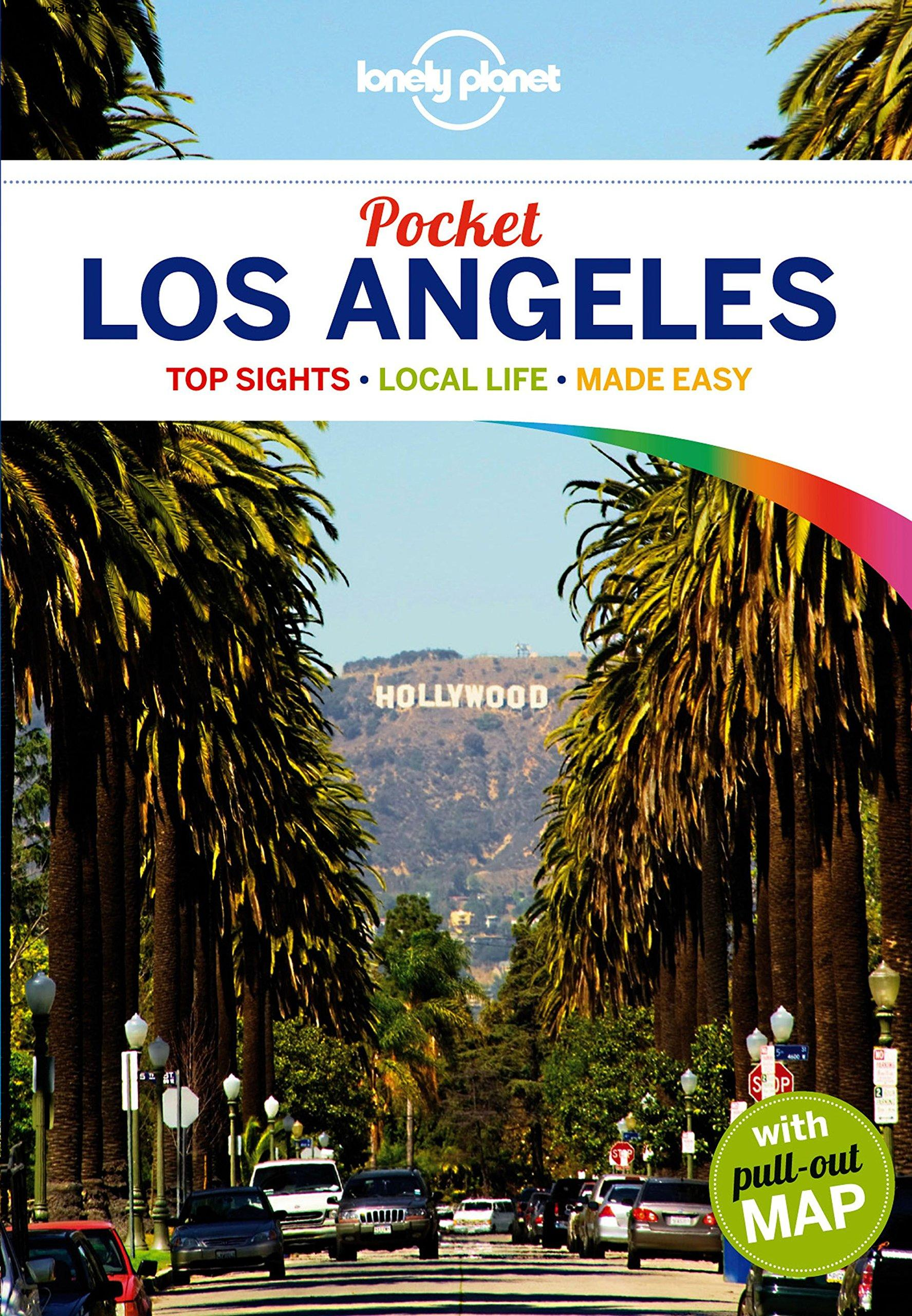 Lonely planet pocket los angeles travel guide free for Los angeles vacation guide