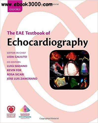 ECHOCARDIOGRAPHY TEXTBOOK EAE THE PDF OF
