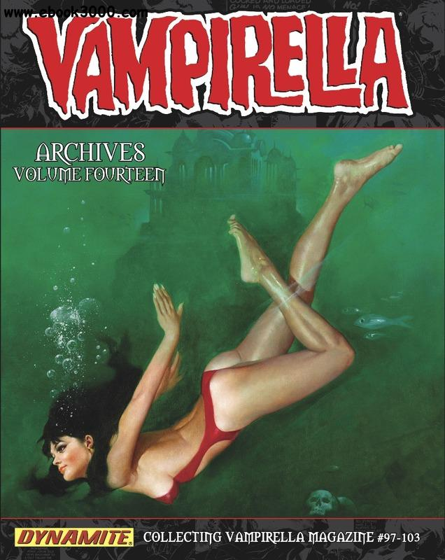 Vampirella Archives v14 (2016)