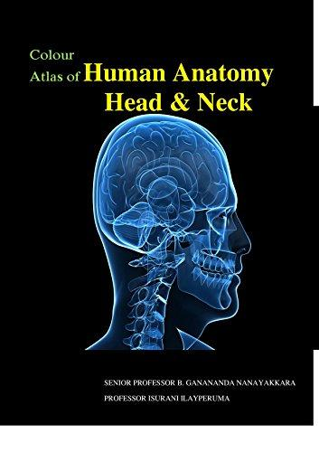 Colour Atlas of Human Anatomy - Head and Neck