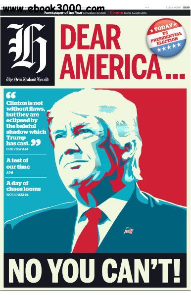 The New Zealand Herald - November 9, 2016