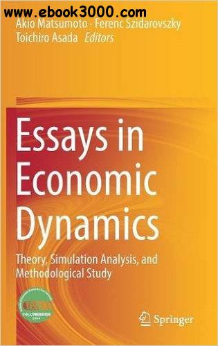 an essay in dynamic theory The two years that intervened between the publication of the trade cycle and the writing of the first draft of the 'essay in dynamic theory' saw quite a radical.