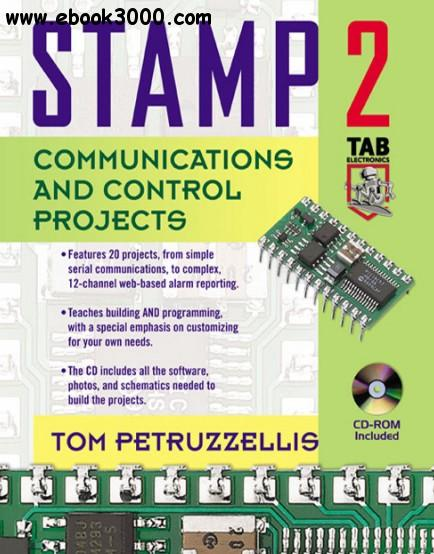 Thomas Petruzzellis - STAMP 2 Communications and Control Projects