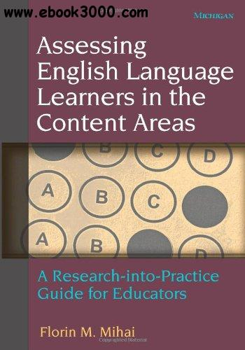 assessing the english language learner Implementing english language learner program services in new jersey outlines these criteria based on the department  o assessing the level of reading in english.