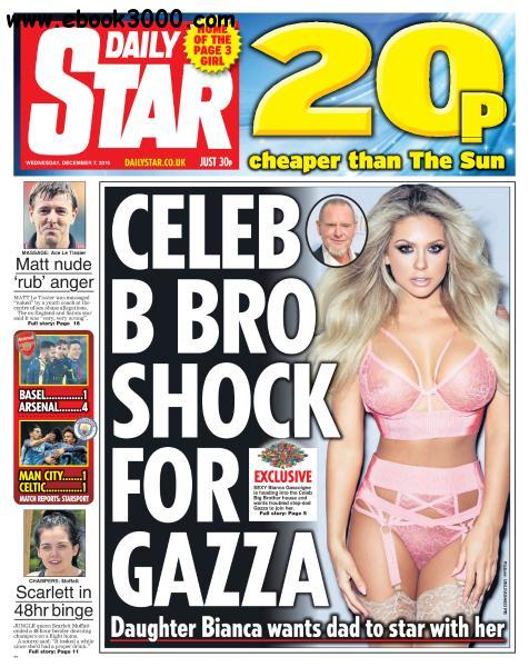Daily Star - 7 December 2016