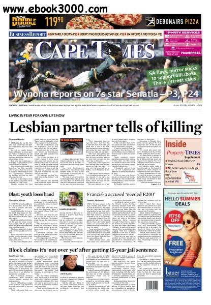 Cape Times - December 7, 2016