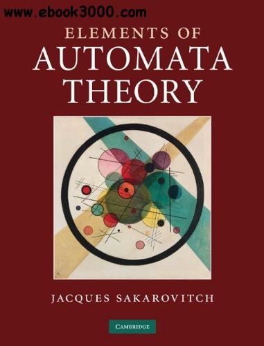 Elements of Automata Theory