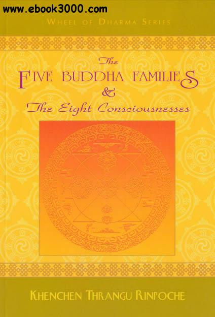 The Five Buddha Families and the Eight Consciousnesses