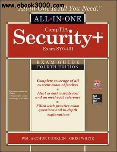 CompTIA Security+ All-in-One Exam Guide Exam SY0-401(4th Edition)