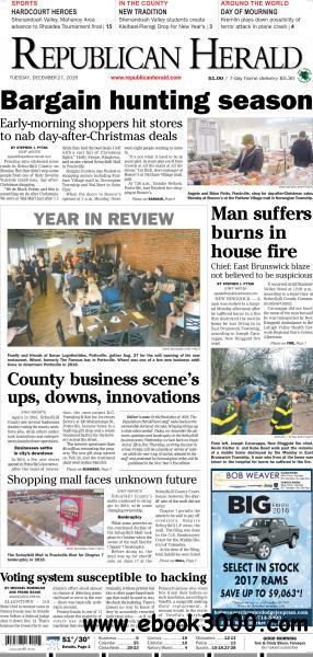 The Republican Herald - December 27, 2016